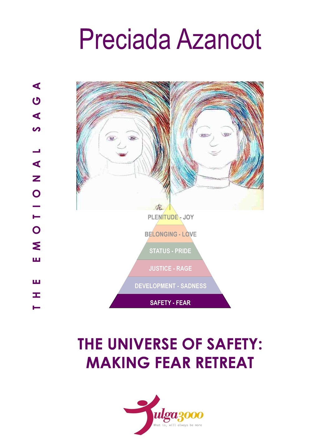 The book of your safety, by Preciada Azancot - Cover