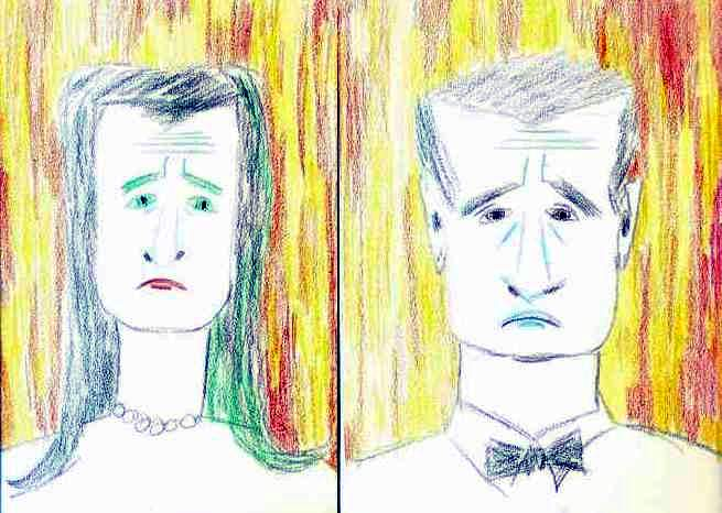 Dibujo de tipología legisladora por Preciada Azancot