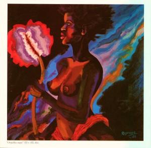 Mujer negra - Preciada Azancot